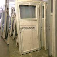'Dráva' PVC hátsó bejárati ajtó - 98x208cm, Érdeklődni: 06(30) 311 9610 vagy 06(30) 537 6957