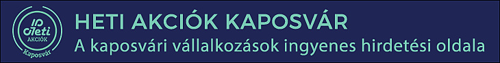 Heti Akciók Kaposvár