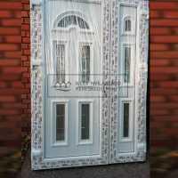 6+3 ablakos bejárati ajtó aranyosztással - 138x208cm, Érdeklődni: 06(30) 311 9610 vagy 06(30) 537 6957