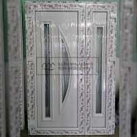 'Vitorlás' 2+1 ablakos bejárati ajtó - 138x208cm, Érdeklődni: 06(30) 311 9610 vagy 06(30) 537 6957